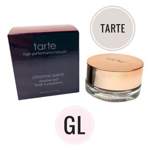 NEW TARTE CHROME PAINT SHADOW POT - FIRE DANCER